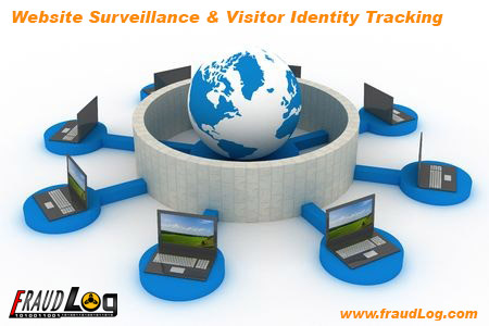 website tracking and visitor identity tracking